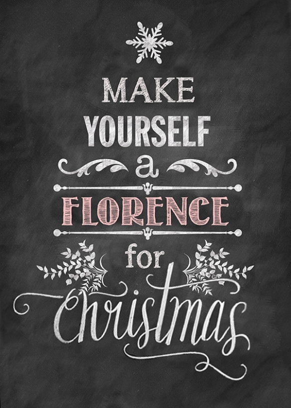 Chalkboard-Christmas Florence