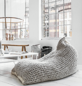 knitted_beanbag